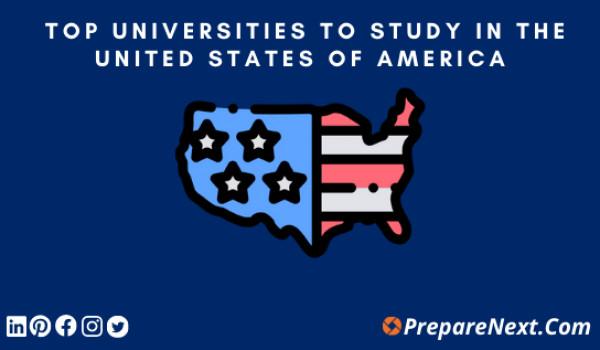Top Universities US
