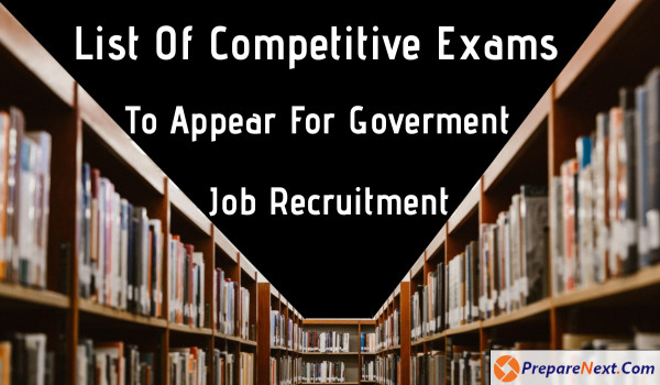 Top Competitive Exam