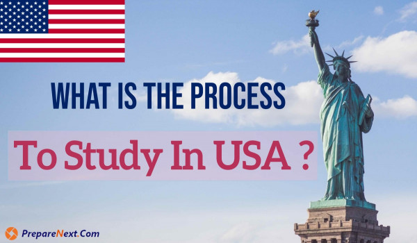 Studying In USA-The