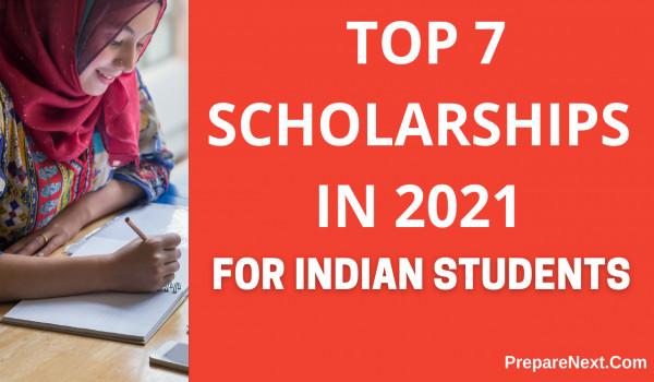 indian scholarship